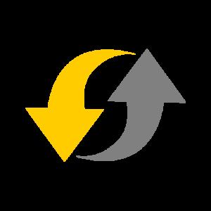 Oppvarming ikon